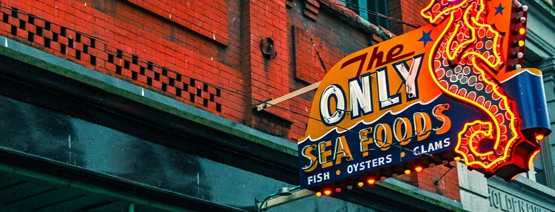 The Only Seafood